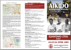 Ausschreibung Seminar Giaveno (TO) Italy